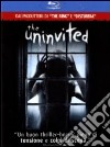 (Blu Ray Disk) The Uninvited dvd