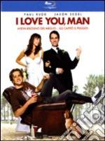 (Blu Ray Disk) I love you, man film in blu ray disk di John Hamburg