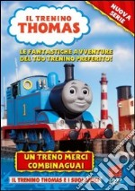 Il trenino Thomas. Vol. 2 film in dvd di David Mitton