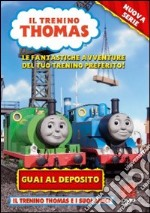 Il trenino Thomas. Vol. 3 film in dvd di David Mitton