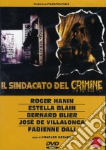 Il Sindacato Del Crimine  film in dvd di Charles Gerard