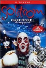 Cirque du soleil. Solstrom film in dvd di Pierre Seguin