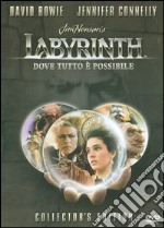 Labyrinth film in dvd di Jim Henson