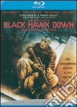 (Blu Ray Disk) Black Hawk down. Black Hawk abbattuto film in blu ray disk di Ridley Scott