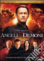 Angeli e demoni film in dvd di Ron Howard