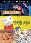 Stuart Little - La voce del cigno - Peter Pan (Cofanetto 3 DVD)