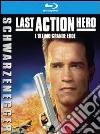 (Blu Ray Disk) Last Action Hero. L'ultimo grande eroe