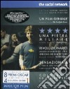 (Blu Ray Disk) The Social Network dvd