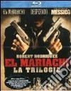 Desperado. El Mariachi. C'era una volta in Messico (Cofanetto 3 DVD) dvd