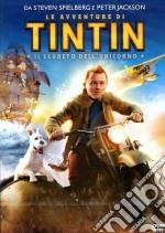Le avventure di Tintin. Il segreto dell'Unicorno film in dvd di Steven Spielberg