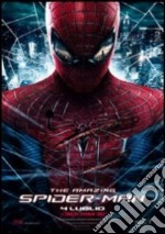 (Blu Ray Disk) The Amazing Spider-Man film in blu ray disk di Marc Webb