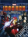 (Blu Ray Disk) Iron Man - Rise Of Technovore