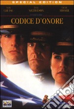 Codice D'Onore film in dvd di Rob Reiner