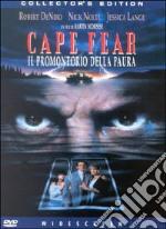 Cape Fear. Il promontorio della paura film in dvd di Martin Scorsese