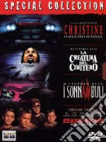 Stephen King (Cofanetto 4 DVD) film in dvd di John Carpenter, Mick Garris, Rob Reiner, Ralph S. Singleton