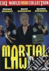 Martial Law - Codice Marziale dvd