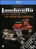 (Blu Ray Disk) Lambretta. Ascesa e declino di un miracolo italiano film in blu ray disk di Enrico Settimi