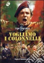 Vogliamo I Colonnelli film in dvd di Mario Monicelli