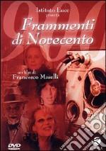 Frammenti Di Novecento film in dvd di Francesco Maselli