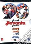 Anni Novanta. Ninties. Vol. 1 (Cofanetto 5 DVD)