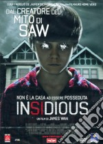 Insidious film in dvd di James Wan