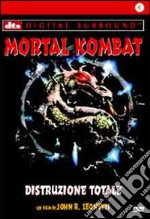 Mortal Kombat, distruzione totale film in dvd di John R. Leonetti
