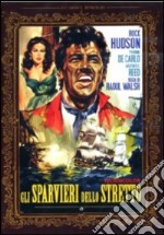 Gli sparvieri dello stretto film in dvd di Raoul Walsh