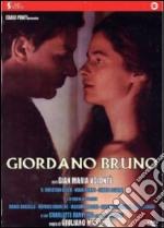 Giordano Bruno film in dvd di Giuliano Montaldo