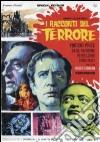 I racconti del terrore dvd