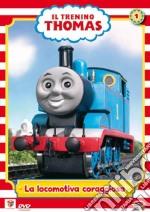 Trenino Thomas (Il) #01 - La Locomotiva Coraggiosa film in dvd di David Mitton