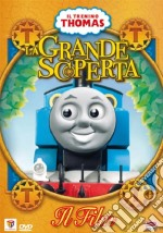 Il trenino Thomas. Il film. Vol. 2. La grande scoperta film in dvd di David Mitton