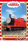 Trenino Thomas (Il) #06 - Temporale Per James dvd