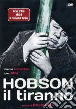 Hobson Il Tiranno film in dvd di David Lean
