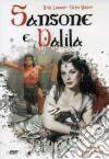Sansone E Dalila dvd
