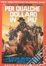 Per qualche dollaro in più film in dvd di Sergio Leone