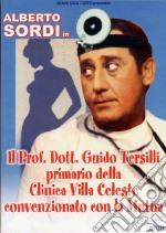 Prof. Dott. Guido Tersilli primario della clinica Villa Celeste convenzionata... film in dvd di Luciano Salce