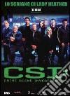 C.S.I. - Lo Scrigno Di Lady Heather dvd