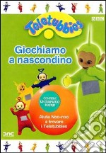 Teletubbies. Giochiamo a nascondino film in dvd di Andrew Davenport, David Hiller