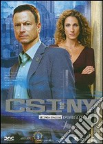 CSI: NY. Seconda stagione. Vol. 2 film in dvd di Rob Bailey,Duane Clark