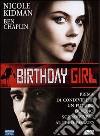 Birthday Girl dvd