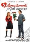 5 appuntamenti per farla innamorare dvd