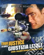 (Blu Ray Disk) True Justice. Giustizia letale film in blu ray disk di Wayne Rose
