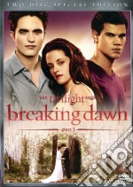 Breaking Dawn. Part 1. The Twilight Saga film in dvd di Bill Condon
