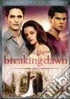 Breaking Dawn. Part 1. The Twilight Saga dvd
