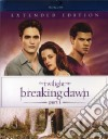 (Blu Ray Disk) Breaking Dawn - Parte 1 - The Twilight Saga (Extended Edition)