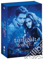 Twilight Forever - La Saga Completa (Ltd) (12 Dvd) dvd
