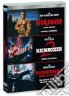 Kickboxer Trilogia (3 Dvd) dvd