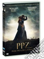 PPZ - Pride And Prejudice And Zombies dvd