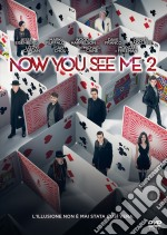 Now You See Me 2 film in dvd di Jon M. Chu