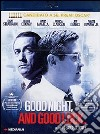 (Blu Ray Disk) Good Night, and Good Luck dvd